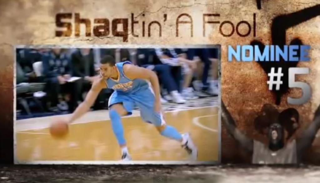 NBA2012-13年 珍プレー