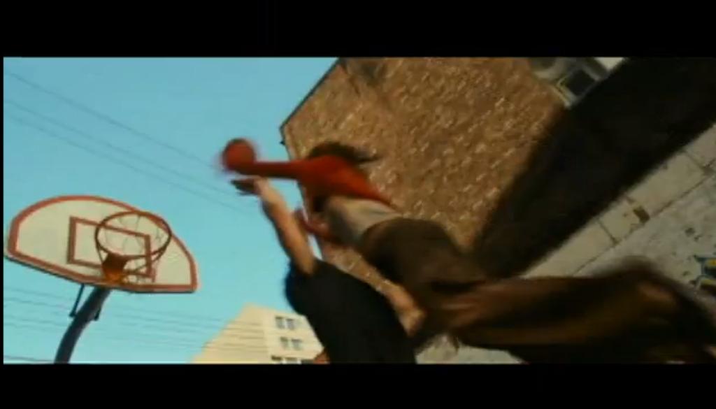 映画史上最悪のバスケシーン