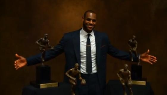 レブロン MVP