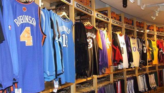 NBAユニフォーム ニックネーム