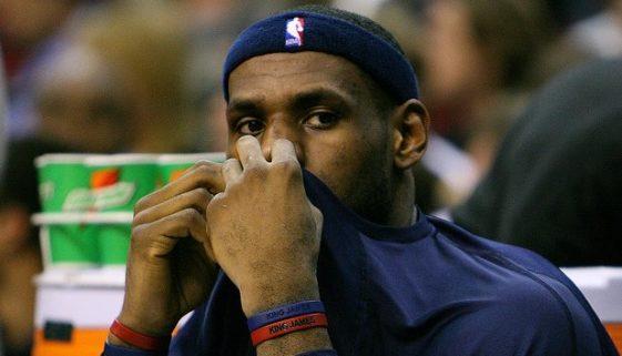NBAアンケート レブロンの評価