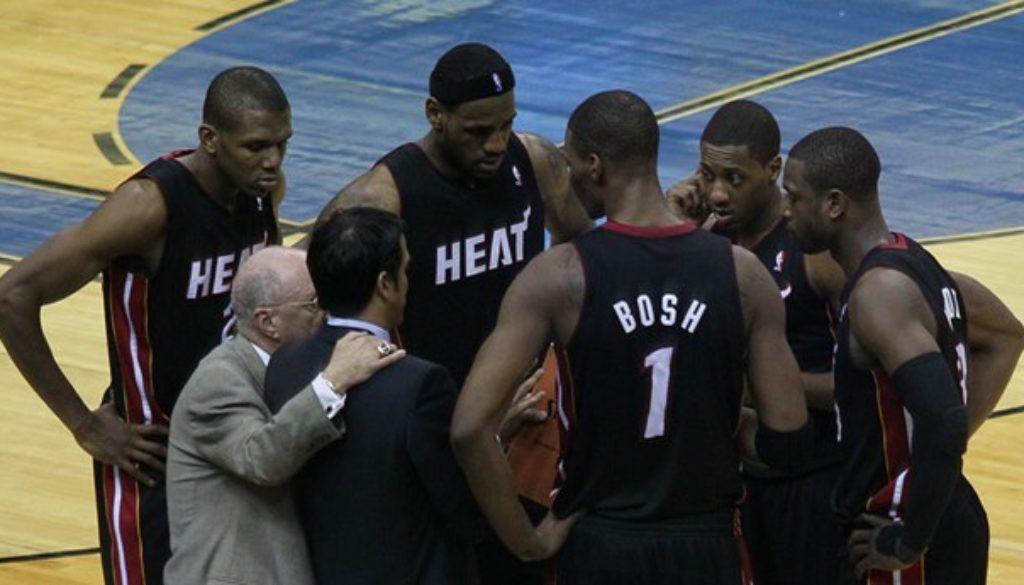 NBAのGMアンケート調査