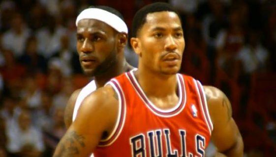 NBA開幕戦 ヒート対ブルズ