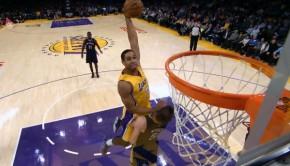 NBA2013年11月トッププレー