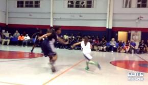 9歳の天才バスケ少女