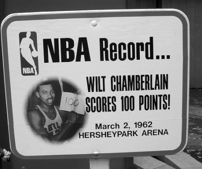 NBA 記録 伝説