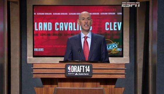 2014年 NBAドラフト