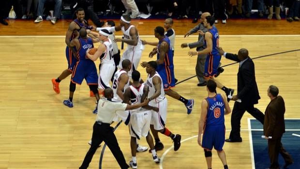 NBA ハプニング