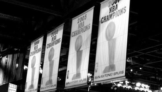 NBA 過去10シーズン