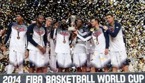 FIBA決勝 アメリカ優勝