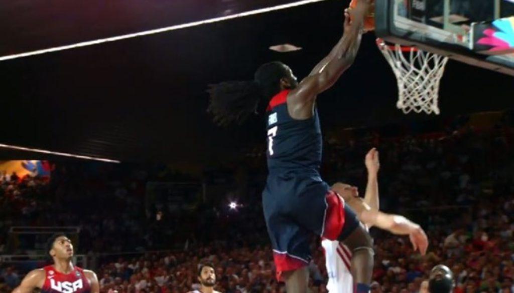 FIBA アメリカ トルコ