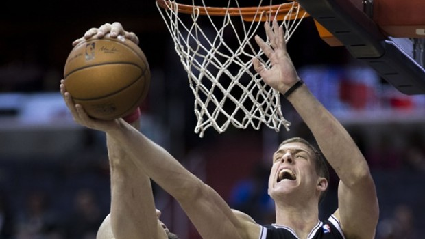 NBA ブロック