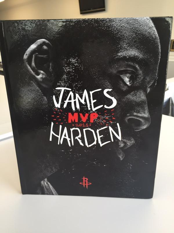 ハーデン MVPキャンペーン1