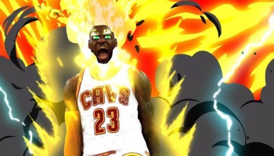 NBAファイナル ドラゴンボール