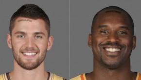 NBA顔写真合成