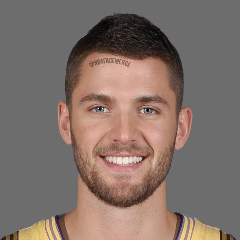 NBA顔写真合成5