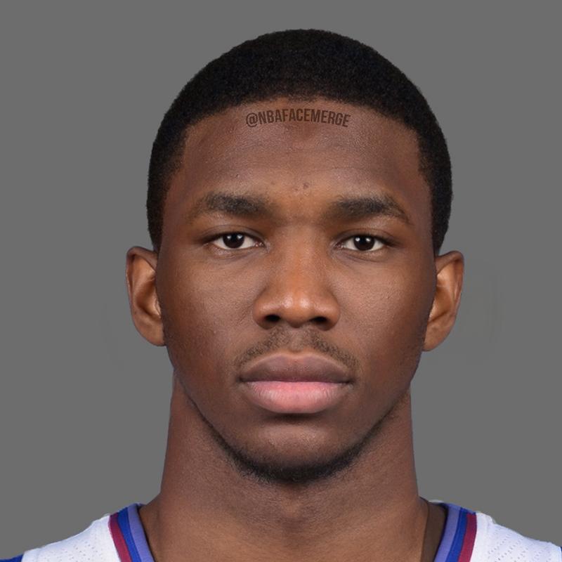 NBA顔写真合成6