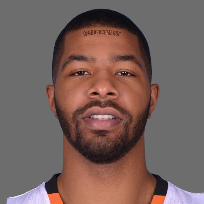 NBA顔写真合成11