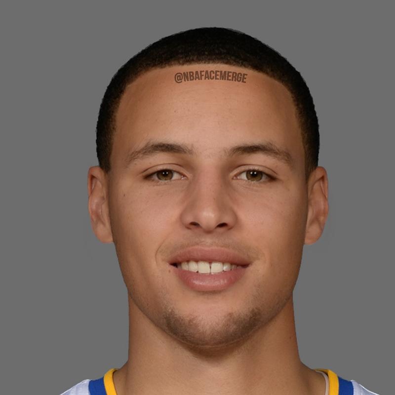 NBA顔写真合成1