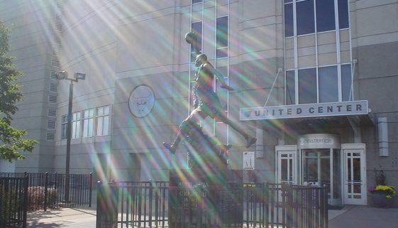NBA銅像