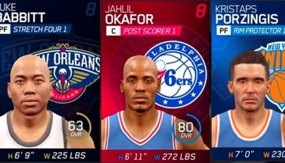 NBA Live 16 アバター