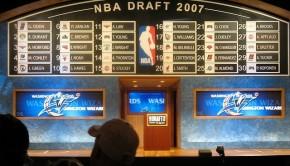 NBAドラフト ロッタリー vs 下位指名