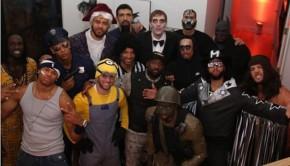 NBA ハロウィーン 2015年