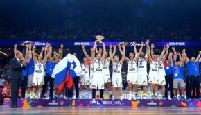スロベニア 優勝