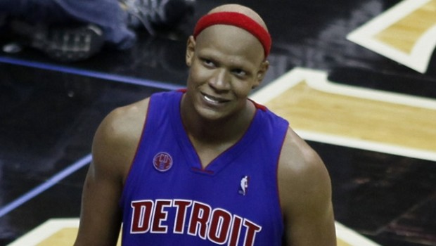 Washington Wizards v/s Detroit Pistons November 14, 2009 at Verizon Center in Washington, D.C.