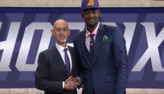 2018年NBAドラフト