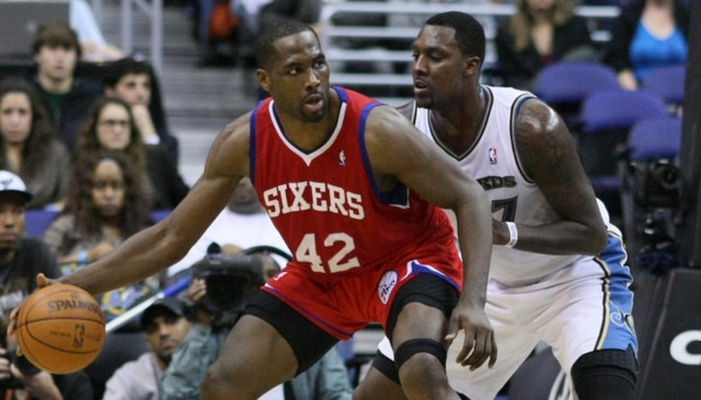Washington Wizards v/s Philadelphia 76ers November 23, 2010
