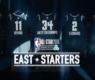 オールスター 2019 スターター