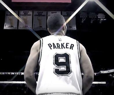 トニー・パーカー 引退