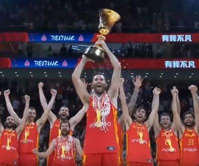 スペイン 優勝
