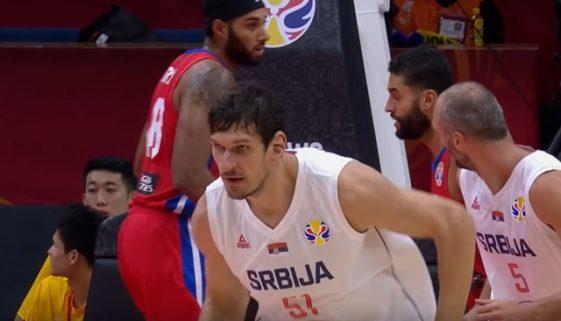 セルビア プエルトリコ