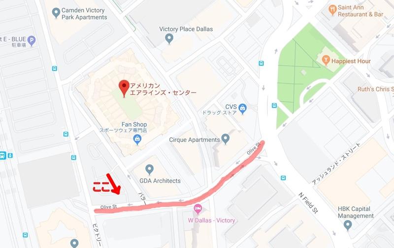 ノビツキー・ウェイ 地図