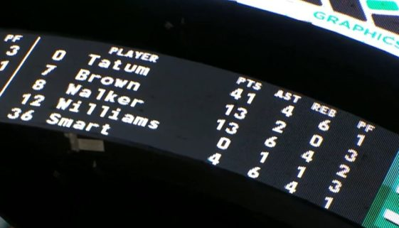 ジェイソン・テイタム 41得点