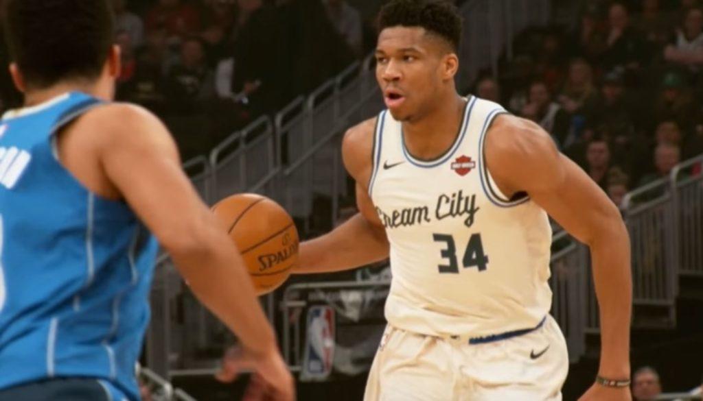 NBA月間賞 12月 2019