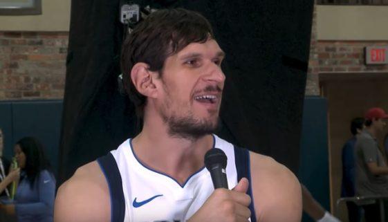 ボバン・マリヤノヴィッチ 31得点