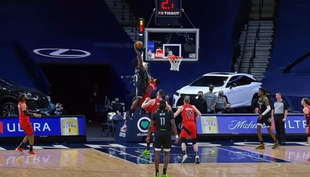 NBA2020-21 プレイ