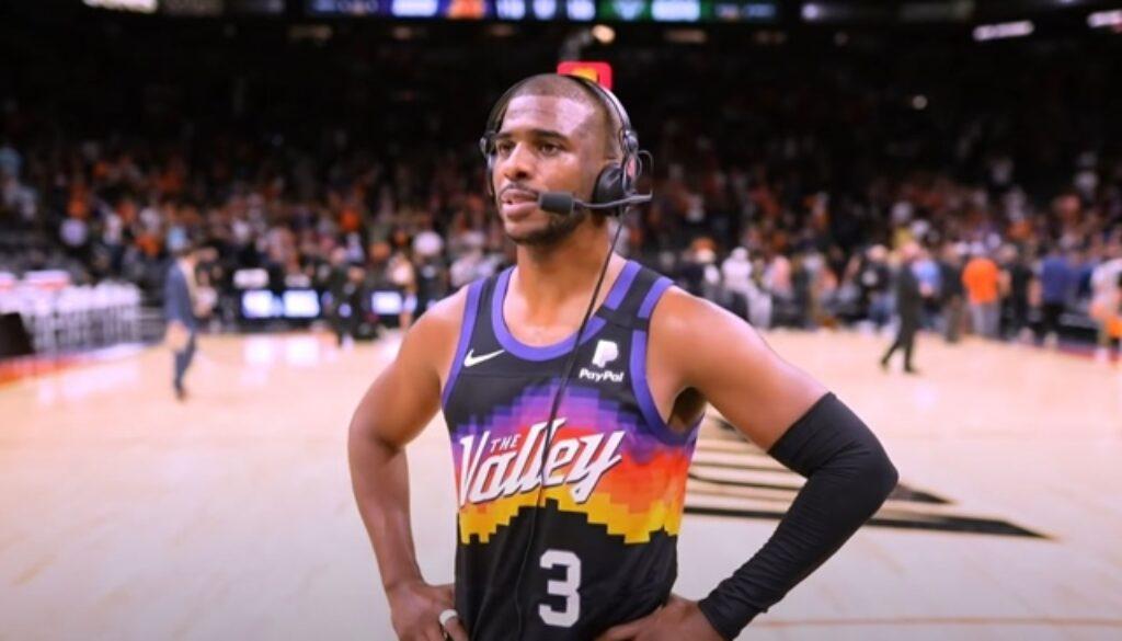 NBAファイナル2021 第1戦