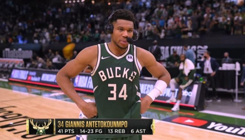 NBAファイナル2021 第3戦