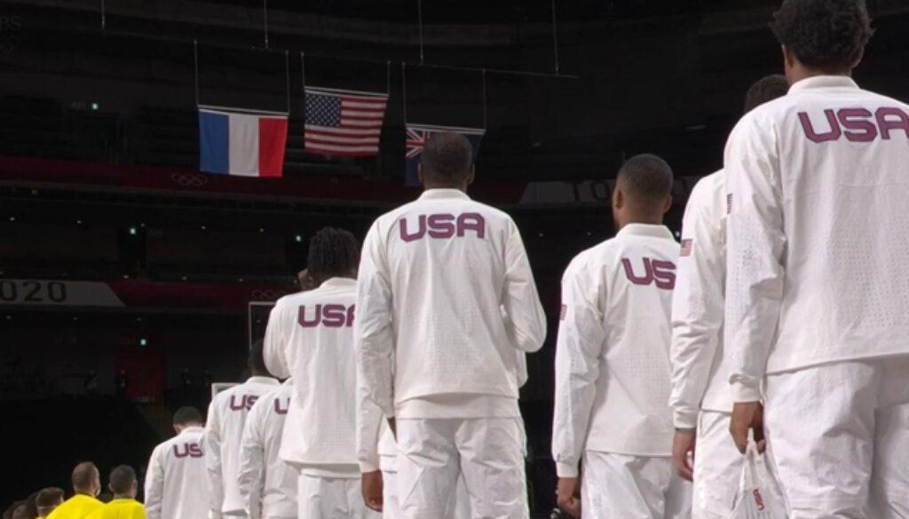 アメリカ 金メダル 東京オリンピック